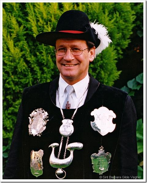 2001 Gerry Verbruggen