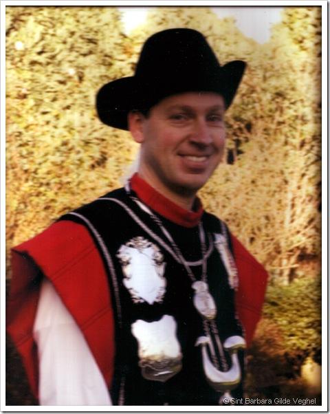 2005 John van de Tillaart